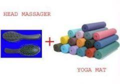 Comfort Yoga Mat Magnetic Massager