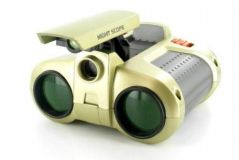 Shop or Gift Night Scope Binoculars With Pop-up Light Online.