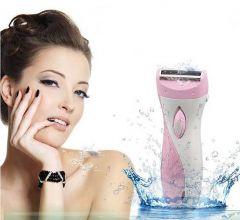 Personal Care & Beauty - Kemei Km-3018 Waterproof Lady Rechargeable Electric Razor Hair Shaver
