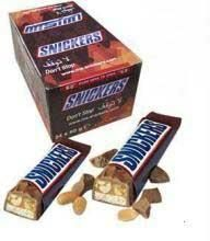 Snickers Chocolates 24pc Pack