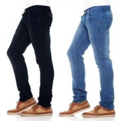Jeans (Men's) - Men`s Set Of 2 Denims Jeans