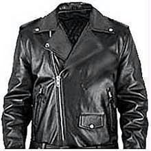Shop or Gift Classic Cimmaron Leather Jacket Online.