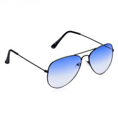 Vicbono Blue Aviator Sunglasses For Men-(code-vbsg-011)