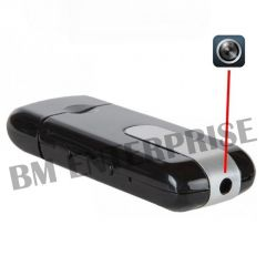 Spy Video Recorder With Audio