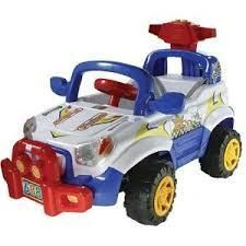 Electric Ride On Jeep For Kids
