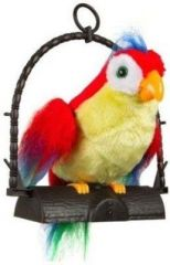 Talking Parrot Musical Toy