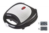 Skyline Grilled Sandwitchmaker/ Toaster