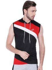 T Shirts (Men's) - Fitz Mens Polyester T-Shirt (Product code - A16TS7022EBL)