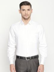 Solemio White Shirt For Mens (Code - A18SH1019EWH)