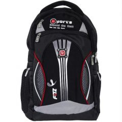 Shop or Gift Fitz Red Black Bag Pack W12-124 Online.