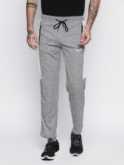 Fitz Grey Trackpant For Mens  (Code - S18TC3047LG)