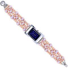 Jagdamba Watches - Sri Jagdamba Pearls Classic Pearl Watch-JPNOV-16-012