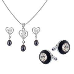 Sri Jagdamba Pearls Priceless Couple Hamper - JPV-17-26