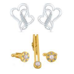 Sri Jagdamba Pearls Sweet Heart Couple Hamper - JPV-17-30