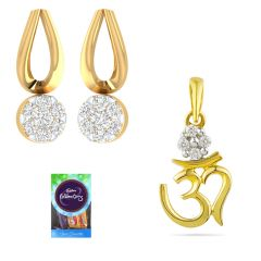 DIAMOND GIFT HAMPER FOR COUPLE Code-RKC-17-016