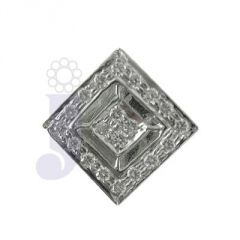 jpearls honey diamond pendent- FOR MENS