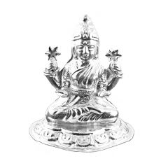 Jagdamba Home Decor & Furnishing - Jpearls Holy Laxmi Idol