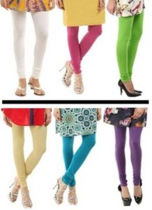 Pack Of 6 Premium Cotton Leggings