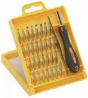 Jackly Branded 32in1 Screwdriver Set