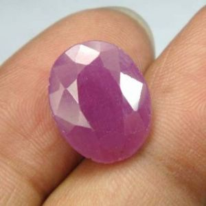 Top Grade 8.05ct Certified Unheated Burma Ruby/manak
