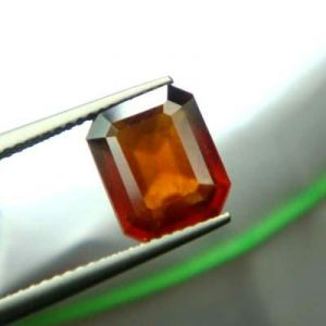 Certified Top Grade 4.02ct Natural Ceylon Gomedh