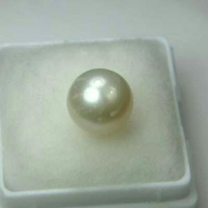 5.91ct Natural South Sea Pearl/moti Full Round