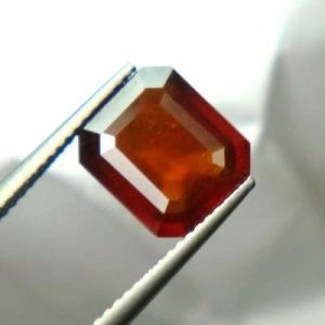 Lab Certified Premium 4.12ct Natural Ceylon Gomedh