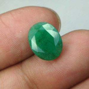 Lab Certified 4.65cts Natural Untreated Emerald/panna