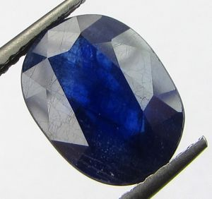 Lab Certified 5.36cts Natural Blue Sapphire/neelam(for Shani/saturn)