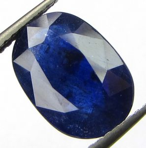 Lab Certified 5.74cts Natural Blue Sapphire/neelam(for Shani/saturn)