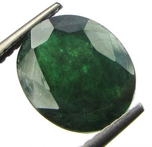 Lab Certified 3.58cts(3.97 Ratti) Natural Untreated Zambian Emerald/panna