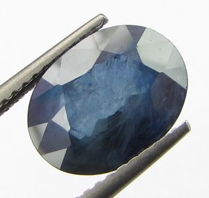 Top 4.50 Ct Certified Natural Blue Sapphire/neelam