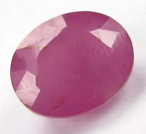 Top Grade 4.21ct Certified Unheated Natural Ruby/manak