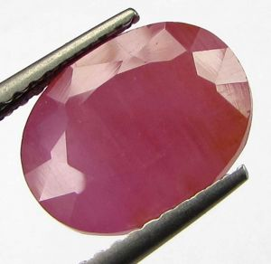 Top Grade 5.42ct Certified Unheated Natural Ruby/manak
