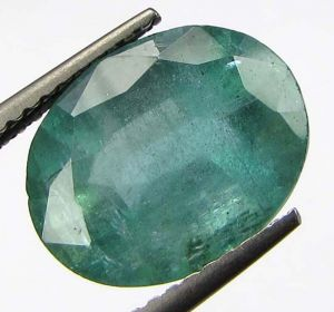 Lab Certified 4.98cts Natural Zambian Emerald/panna