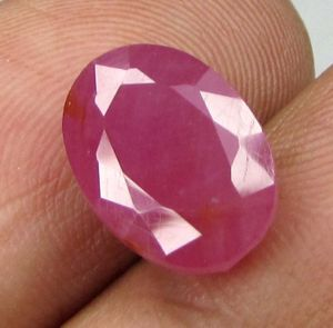 Top Grade 5.23ct Certified Unheated Natural Ruby/manak
