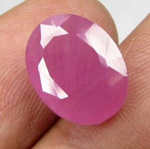 Top Grade 6.50ct Certified Unheated Natural Ruby/manak
