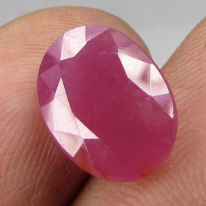 Ruby Stones - Top Grade 5.44ct Certified Unheated Natural Ruby/manak