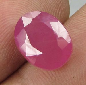 Ruby Stones - Top Grade 4.51ct Certified Unheated Natural Ruby/manak