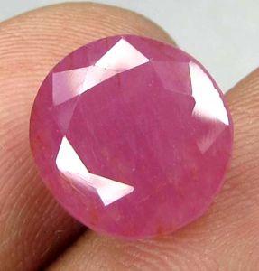 Ruby Stones - Top Grad 9.05ct Certified Unheat Burma Ruby/manak