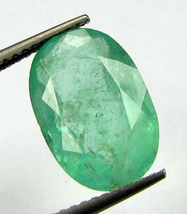 Top Grade 3.92ct Certified Colombian Emerald/panna
