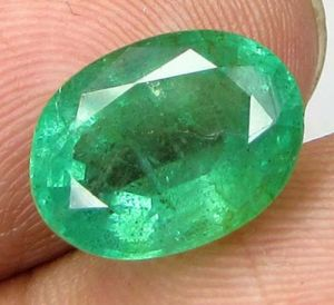 Top Grade 4.22ct Certified Zambian Emerald/panna