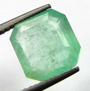 Top Grade 3.33ct Certified Colombian Emerald/panna