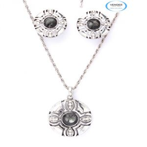 Vendee Eye-catchy Diamond Pendant Jewelry 5909