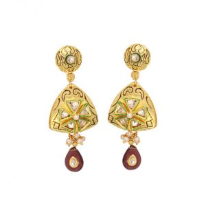 Vendee Fashion Pretty Stylish Costume Designer Earrings Jewelry 7098