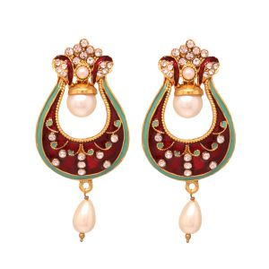 Vendee Fashion Women's Clothing - Vendee Fashion Eye-catchy Earrings Jewelry (7923)