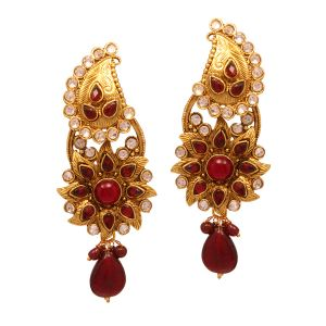 Vendee Traditional Fashion Earrings Jewelry (8009)