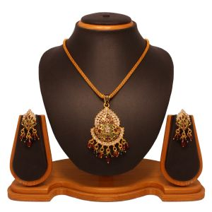 Vendee Fashion Real Beauty Pendant Set 8055