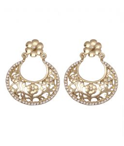 Vendee Fashion Designs Round Earrings 8272
