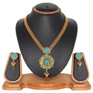 Vendee Fashion Fashion, Imitation Jewellery - Vendee Fashion Skyish Chain Necklace Set (8470)